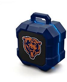 Prime Brands Chicago Bears Shockbox LED Speaker