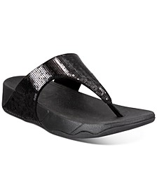 Electra Classic Toe-Thong Sandals