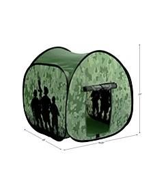 Mini Barracks Toy House Tent