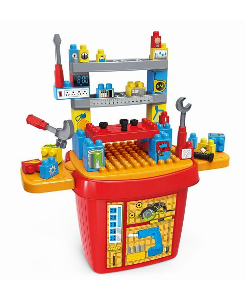 WebRC Handyman Tools Table Playset By Grooyi