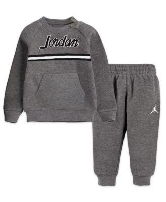Jordan Baby Boy 2 Piece Jogging Set ~ Green Brown /& Black ~ Camouflage ~