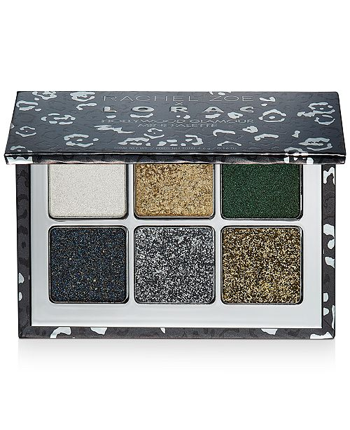 Lorac x Rachel Zoe Hollywood Glamour Mini Palette