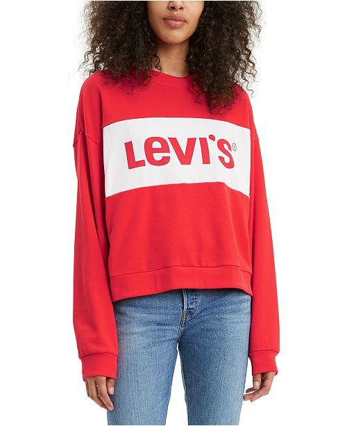 Levi's Madison Crewneck Sweatshirt