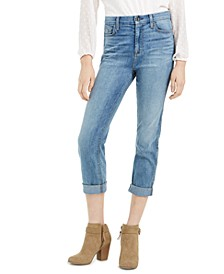 Slim-Fit Boyfriend Jeans