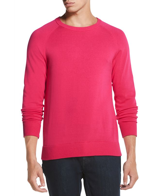 DKNY Men's Regular-Fit Stretch Sweater