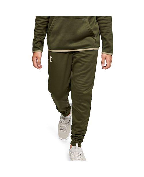 Under Armour Boys' Armour Fleece® 1.5 Solid Joggers