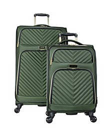 Kenneth Cole Reation Chelsea Softside Luggage Collection