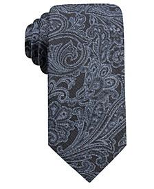 Men's Wilson Slim Paisley Tie, Created for Macy's