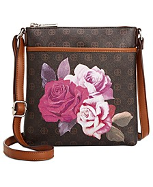 Signature Rose Crossbody, Created for Macy's