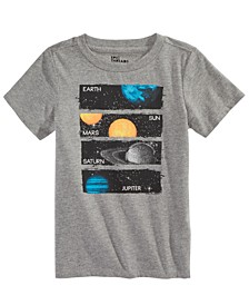 Toddler Boys Planet T-Shirt, Created For Macy's
