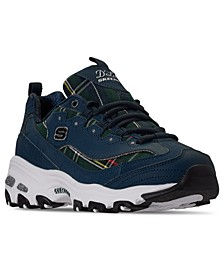 Women's D'Lites Mountain Alps Casual Sneakers from Finish Line