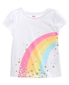 Little Girls Rainbow T-Shirt, Created For Macy's