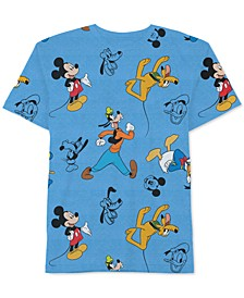 Toddler Boys Mickey & Friends Graphic T-Shirt