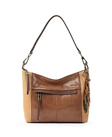 Alameda Leather Hobo