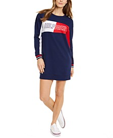 Colorblocked Sneaker Dress