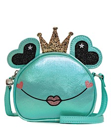 Princess Lily the Frog Critter Crossbody