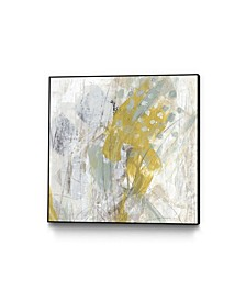"20"" x 20"" Surface Structure II Art Block Framed Canvas"