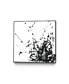 """20"""" x 20"""" Onyx Expression II Art Block Framed Canvas"""