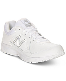 New Balance Men's 411 Walking Sneakers from Finish Line