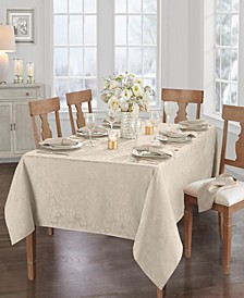 "Elrene Caiden Damask Tablecloth - 60"" x 144"""