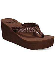 Mellie II Wedge Sandals
