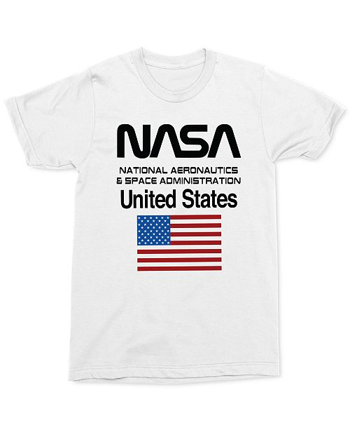 Changes NASA Men's Graphic T-Shirt