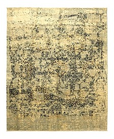 """CLOSEOUT! One of a Kind OOAK940 Flax 8'10"""" x 11'10"""" Area Rug"""