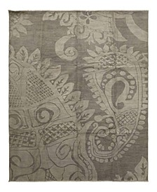 """CLOSEOUT! One of a Kind OOAK1066 Mist 8'10"""" x 11'5"""" Area Rug"""