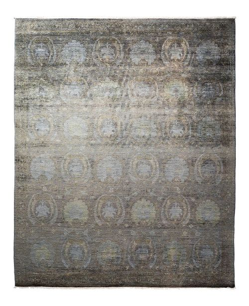 Timeless Rug Designs One Of A Kind Ooak1900 Mist 8 1 Quot X 10