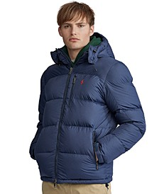 Men's El Cap Hooded Down Jacket