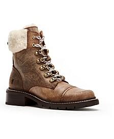 Samantha Hiker Boots