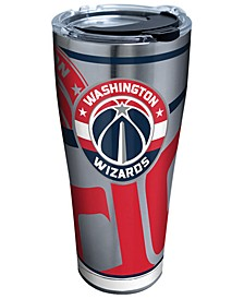 Washington Wizards 30oz. Paint Stainless Steel Tumbler