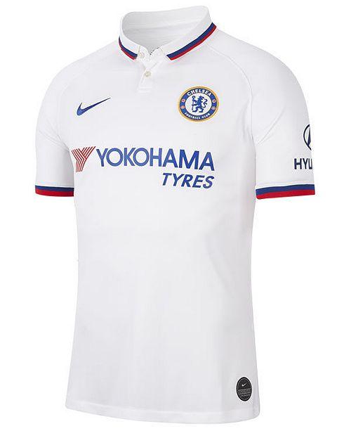 Nike Men S Chelsea Club Team Away Jersey Reviews Sports Fan Shop By Lids Men Macy S