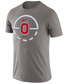 Men's Ohio State Buckeyes Dri-FIT Basketball Key T-Shirt