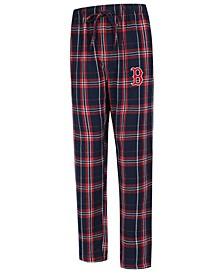 Men's Boston Red Sox Hillstone Flannel Pajama Pants