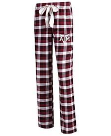 Women's Texas A&M Aggies Piedmont Flannel Pajama Pants