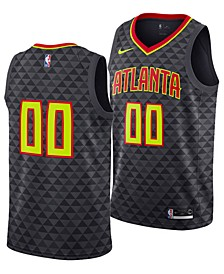 Men's DeAndre Hunter Atlanta Hawks Icon Swingman Jersey