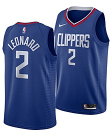 Men's Kawhi Leonard Los Angeles Clippers Icon Swingman Jersey