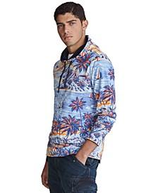 Men's Reversible Jersey T-Shirt Hoodie