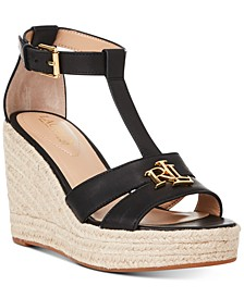 Hale Wedge Sandals