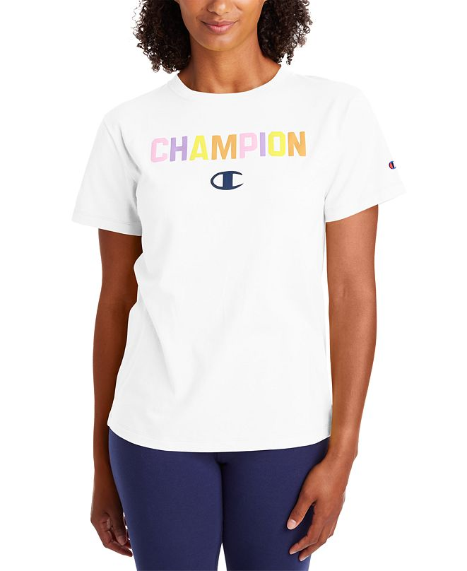 Champion Women's Logo T-Shirt