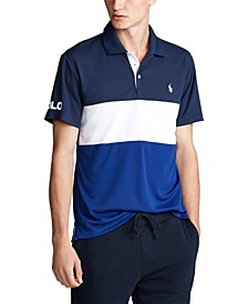 Men's Classic Fit Performance Polo Shirt