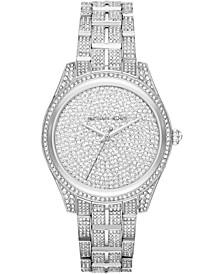 Women's Lauryn Stainless Steel Bracelet Watch 38mm