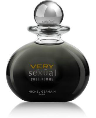 Men's very sexual pour homme Eau De Toilette Spray 4.2 oz, Created for Macy's