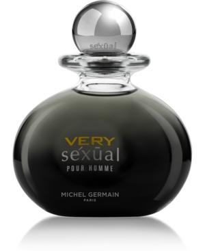 Men's very sexual pour homme Eau De Toilette Spray 4.2 oz