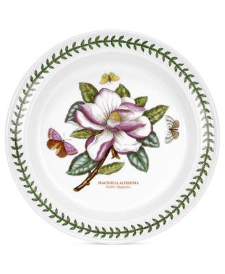 Portmeirion. Dinnerware Botanic Garden Dinner Plate  sc 1 st  Macyu0027s & Portmeirion Dinnerware Botanic Garden Dinner Plate - Dinnerware ...