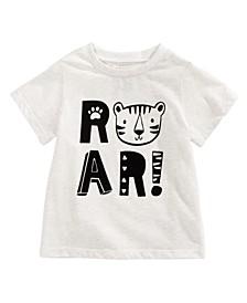 Baby Boys Roar-Print T-Shirt, Created For Macy's