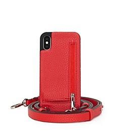 Crossbody XS Max IPhone Case with Strap Wallet