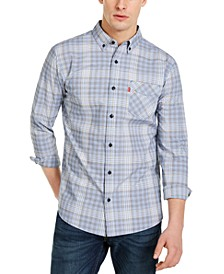 Men's Stonewall Plaid Shirt