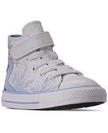 Toddler Girls Converse x Frozen 2 Chuck Taylor All Star Hi Top Casual Sneakers from Finish Line